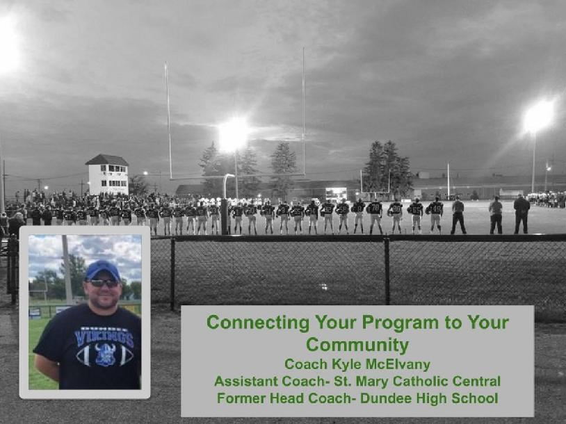 Connecting Your Football Program to the Community