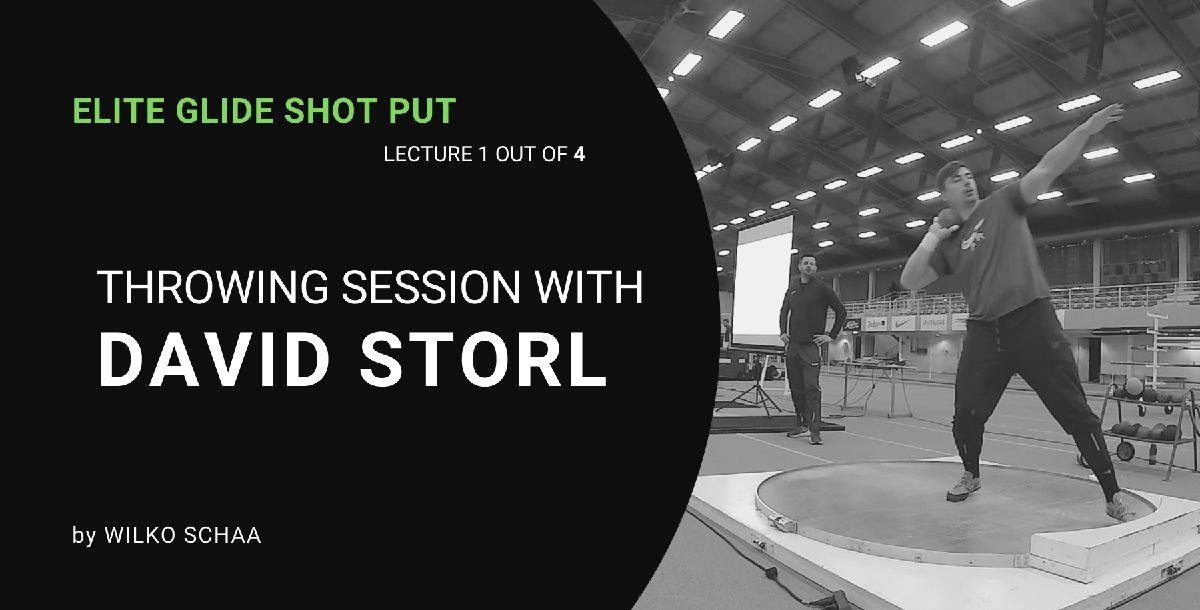 Practical Throwing Session with David Storl by Wilko Schaa