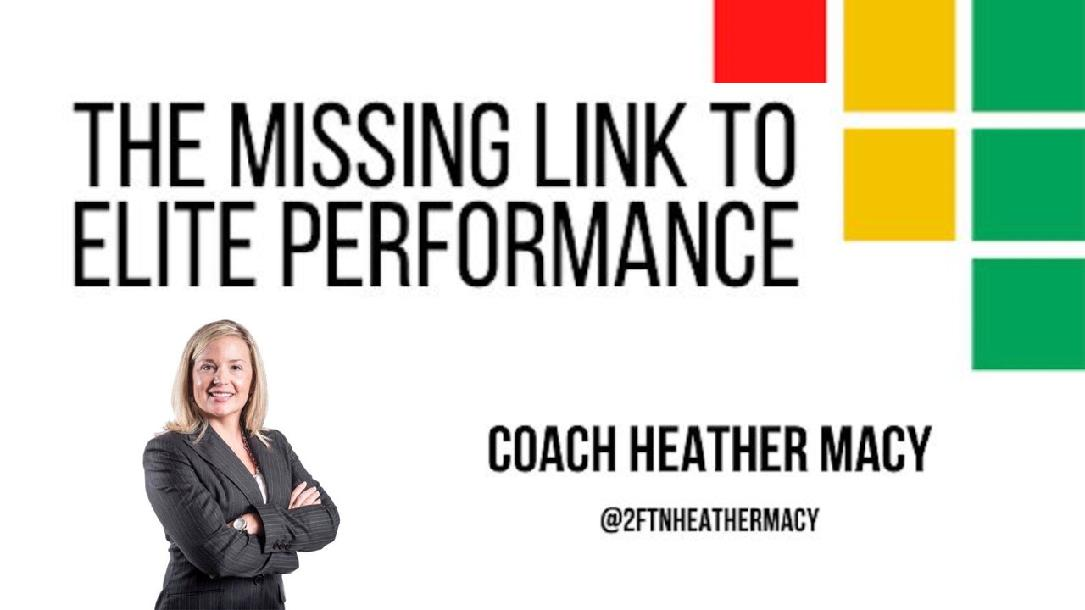 The Missing Link to Elite Performance - 2 in 1 Course Bundle