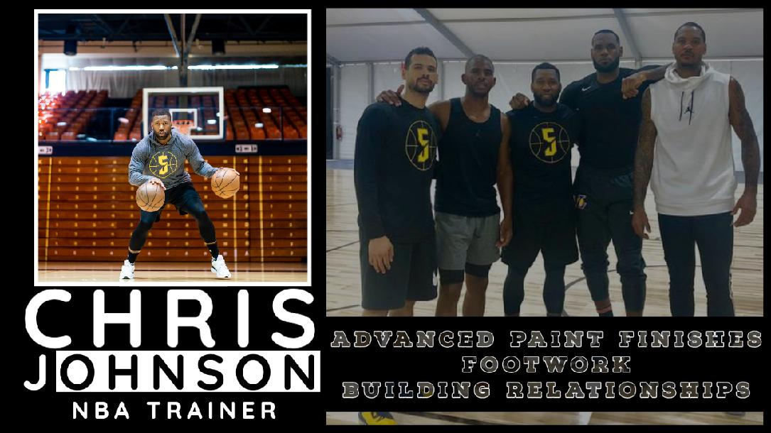 Advanced Paint Finishes, Footwork, and Building Relationships