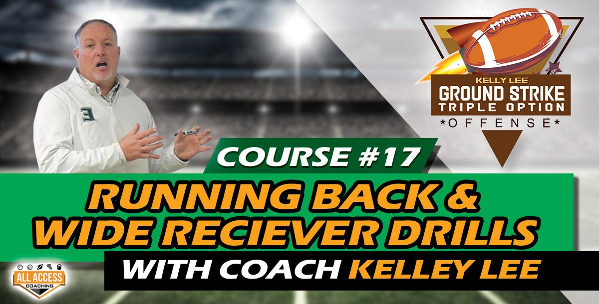 Course 17: Running Back & Wide Receiver Drills