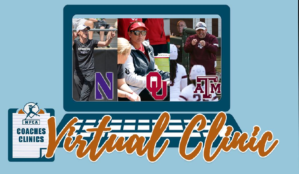 NFCA Virtual Coaches Clinic Featuring Kate Drohan, Jennifer Rocha, and Craig Snider