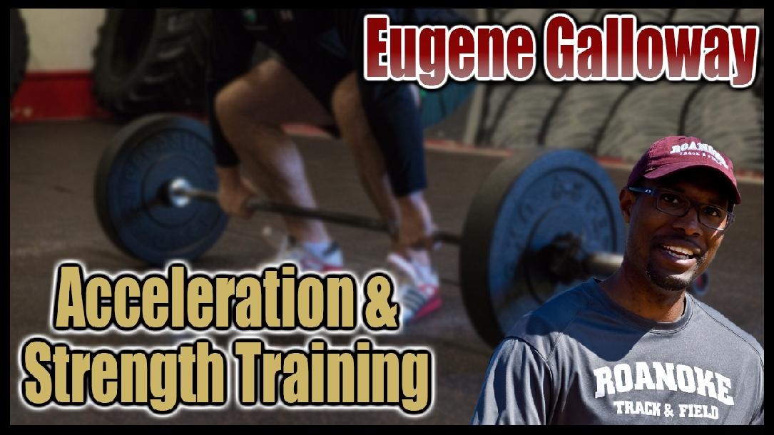 Acceleration & Strength Training