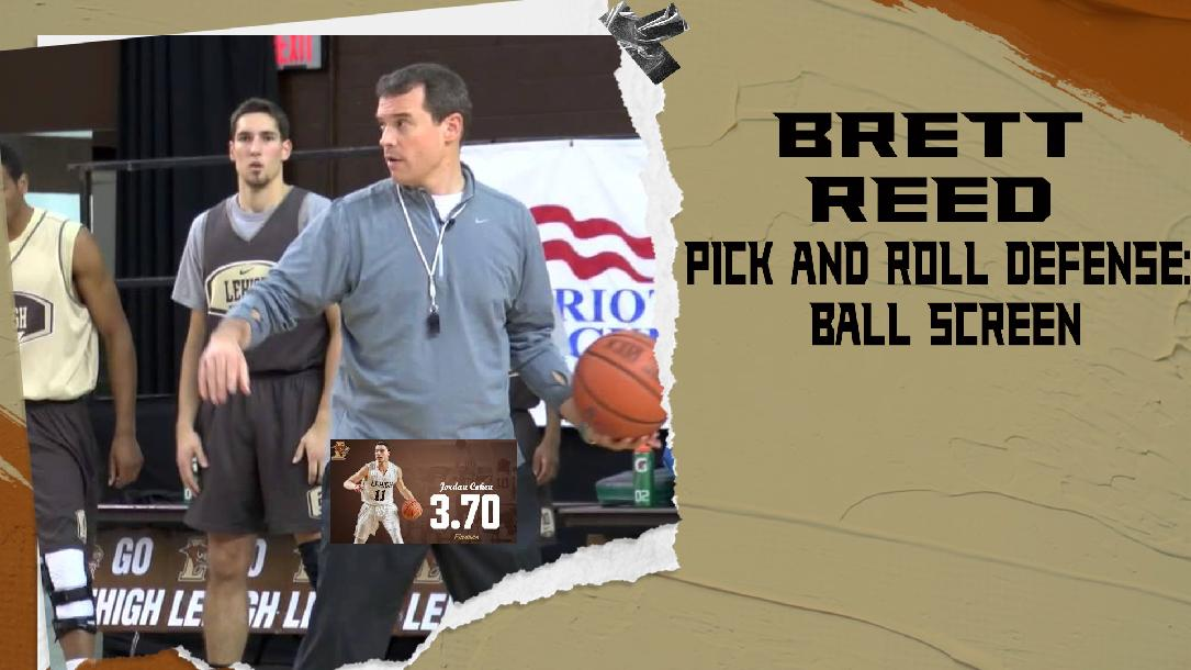 Pick and Roll Defense: Ball Screen