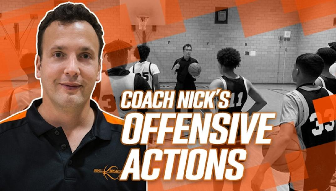 4 Must Have Offensive Actions