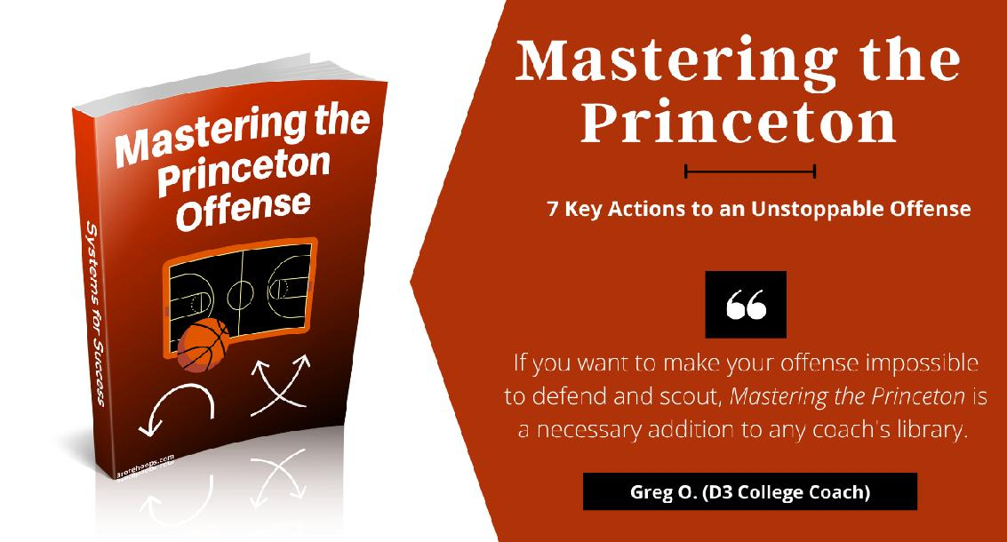 Mastering the Princeton Offense - Playbook