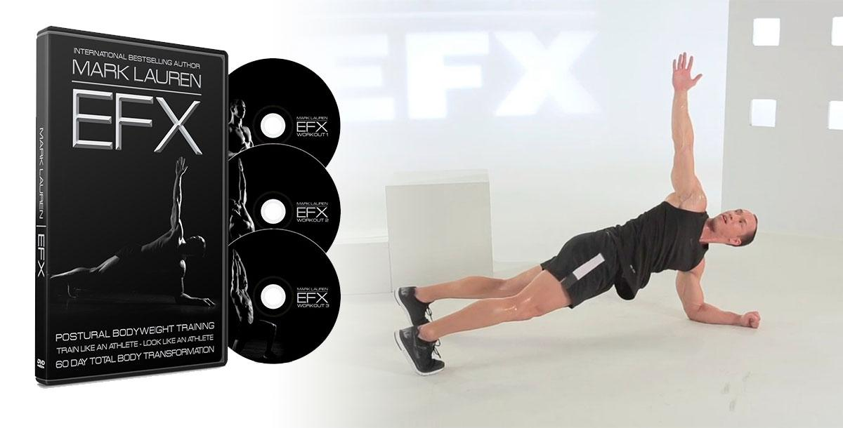 Elite Functional Exercise (EFX): Postural Bodyweight Training