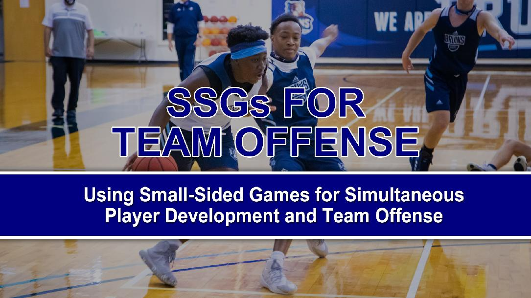 SSGs for Player Development and Team Offense