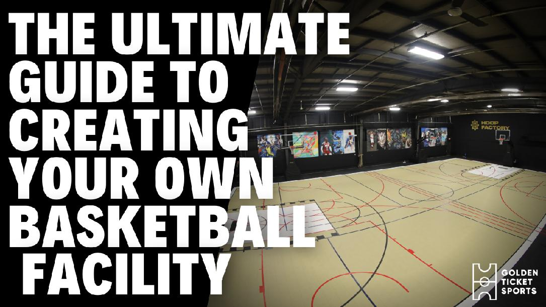 A Playbook On How To Create Your Own Sport Facility