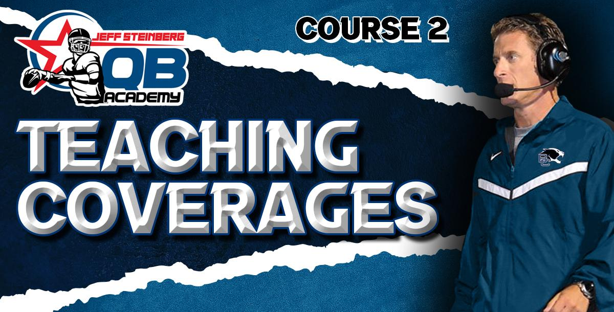 Steinberg QB Academy Ch 2 Read Coverages