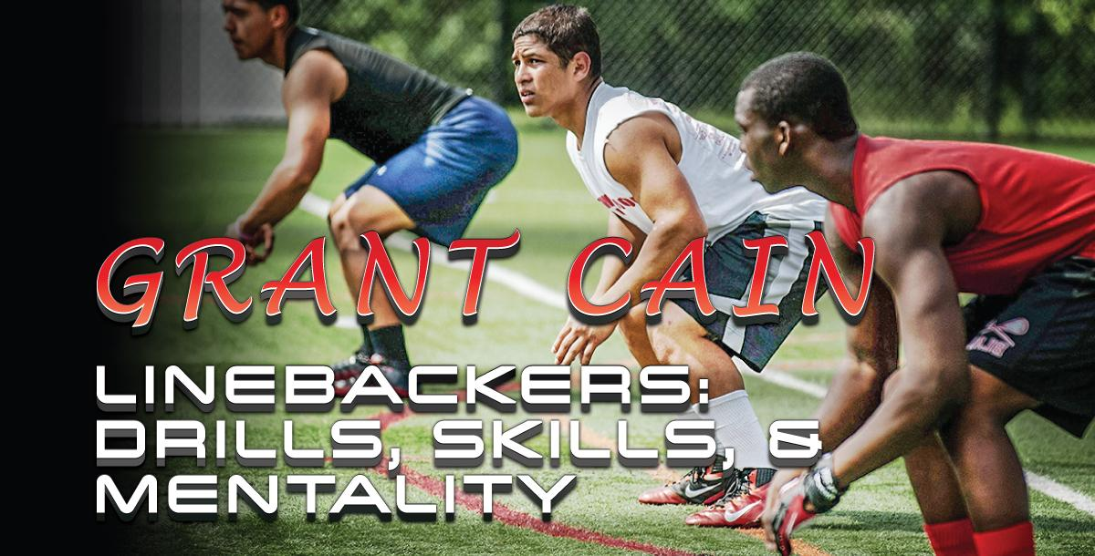 Linebackers: Drills, Skills, and Mentality