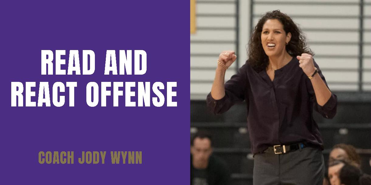 Jody Wynn- Read and React Offense