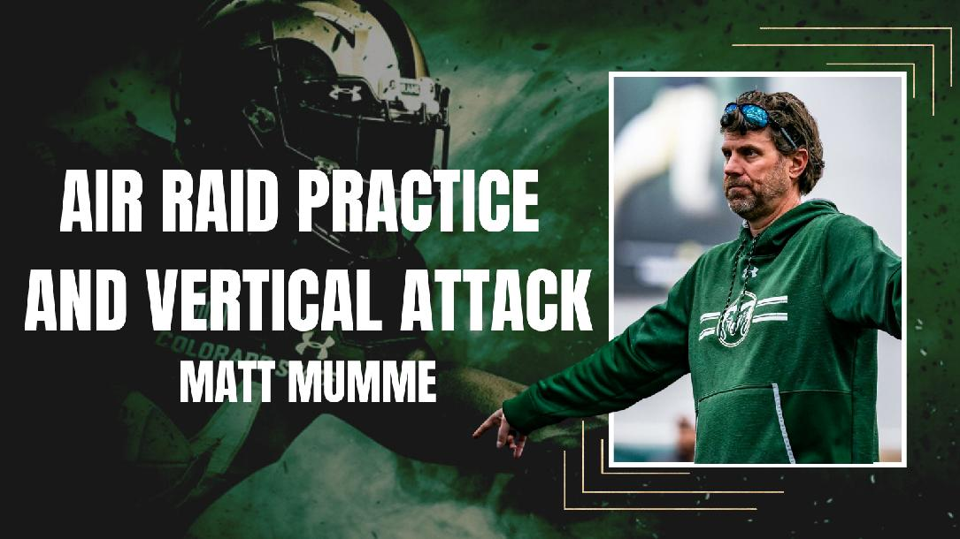 Matt Mumme - Nevada Pack Attack: Air Raid