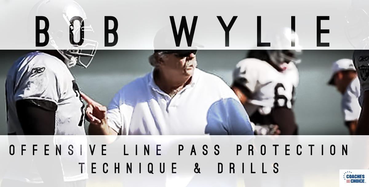 Offensive Line Pass Protection Technique & Drills