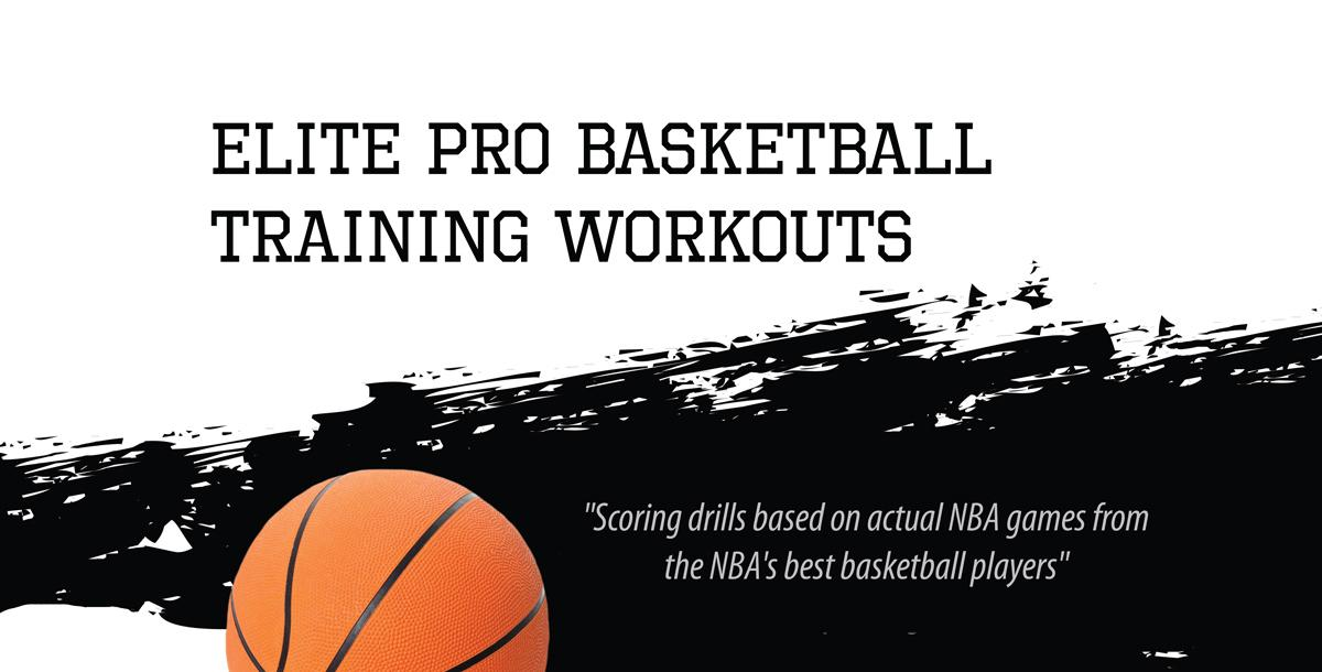 Elite Pro Basketball Training Workouts by Scott Peterman