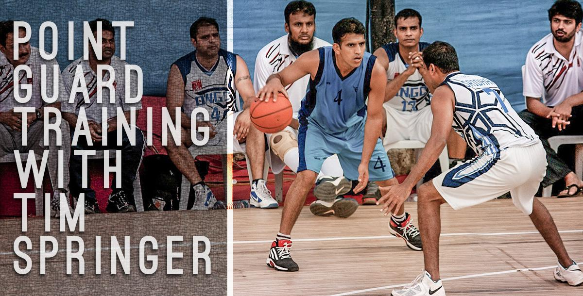 Point Guard Training with Tim Springer by Tim Springer