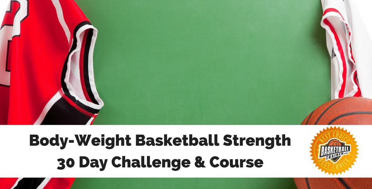 Basketball Strength With Body-weight Exercises