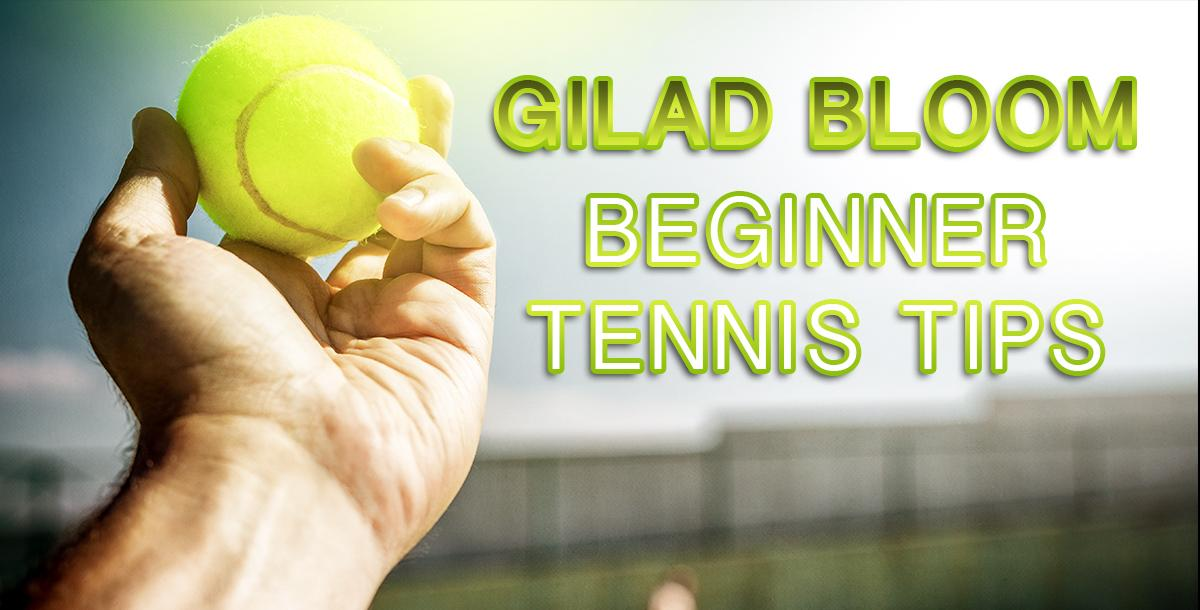 Beginner Tennis Tips