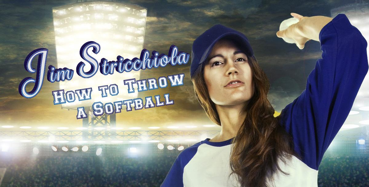 How to Throw a Softball