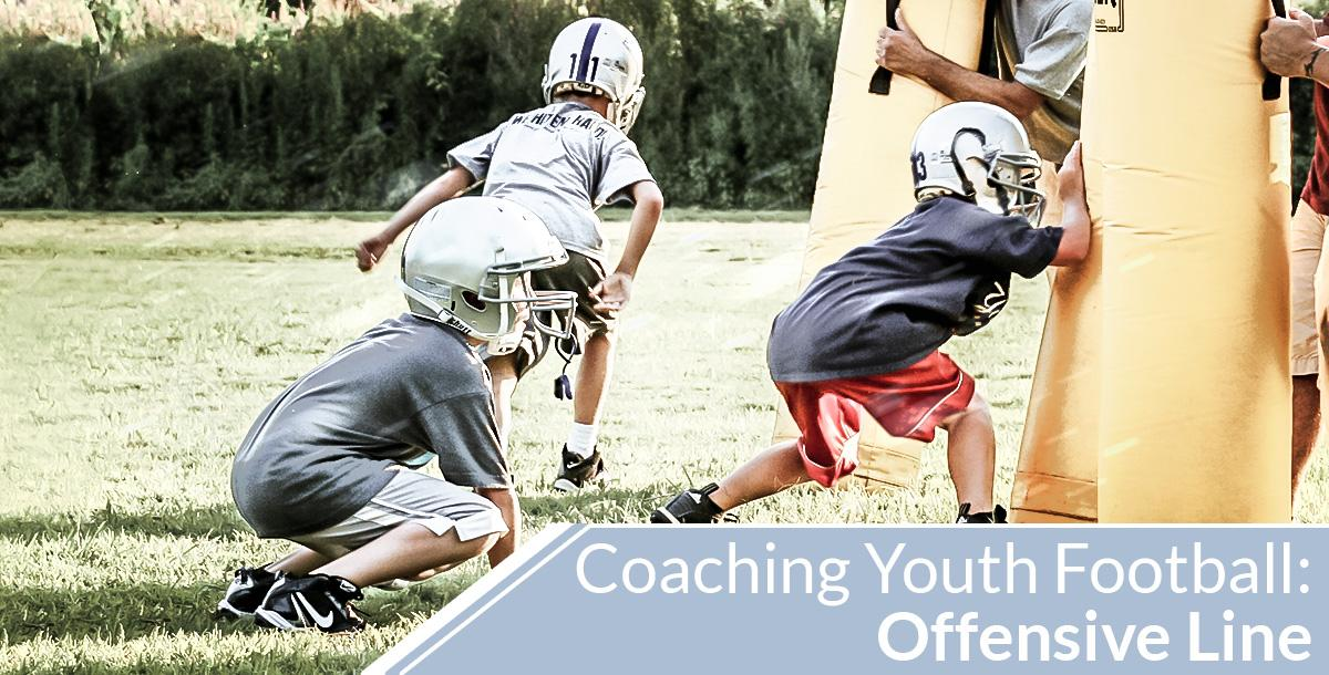 Coaching Youth Football: Offensive Line by Duncan ...