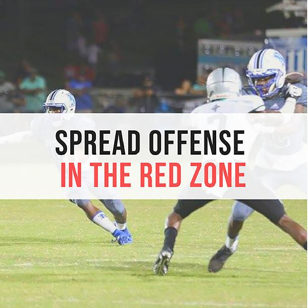 Spread Offense In The Red Zone By Terrance Banks