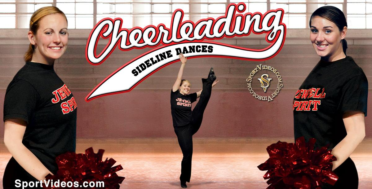 Cheerleading Sideline Dances featuring Coach Linda Rae Chappell