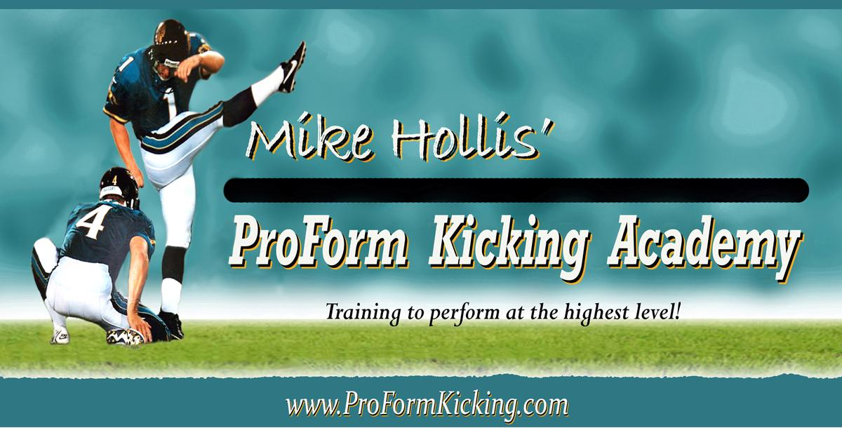 All Pro NFL Kicking and Punting Instruction