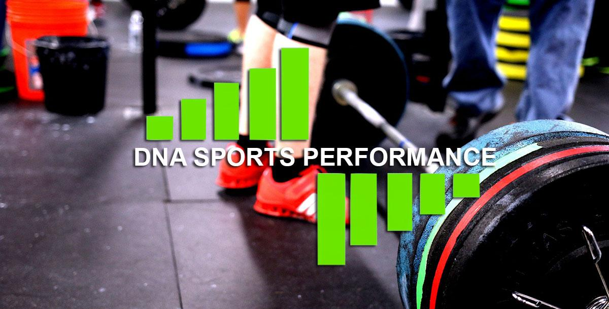 Get BIG and STRONG with DNA Sports Performance