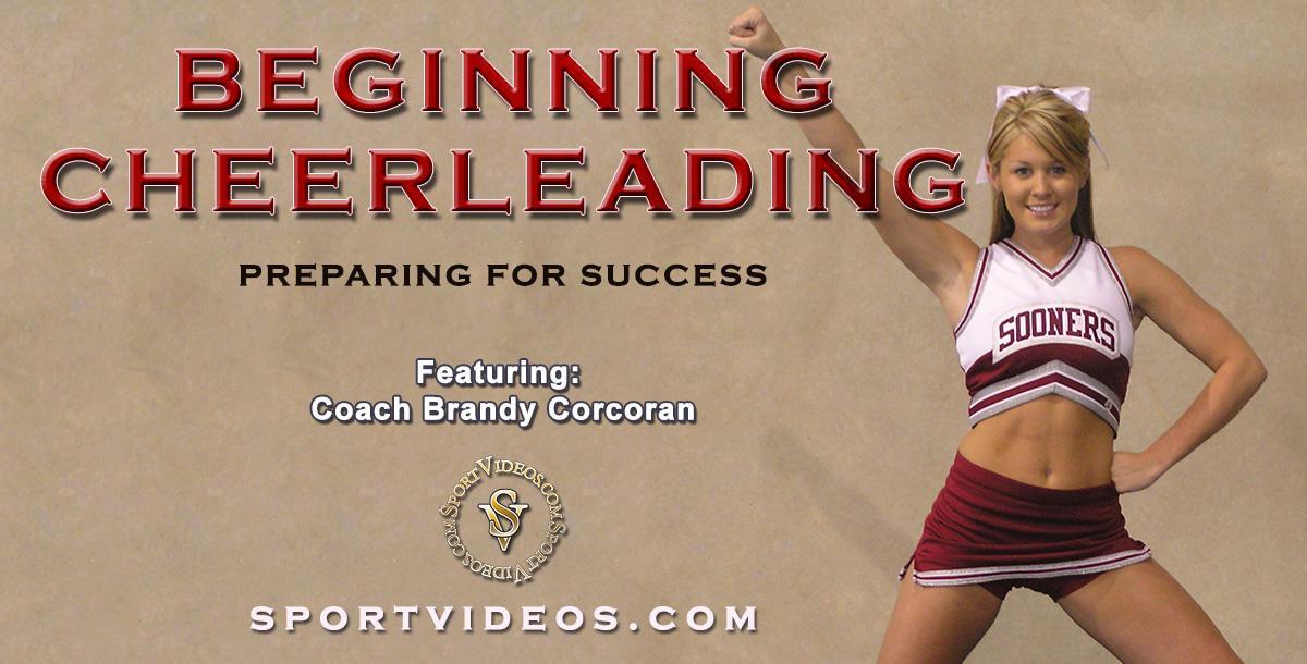 Beginning Cheerleading featuring Coach Brandy Corcoran