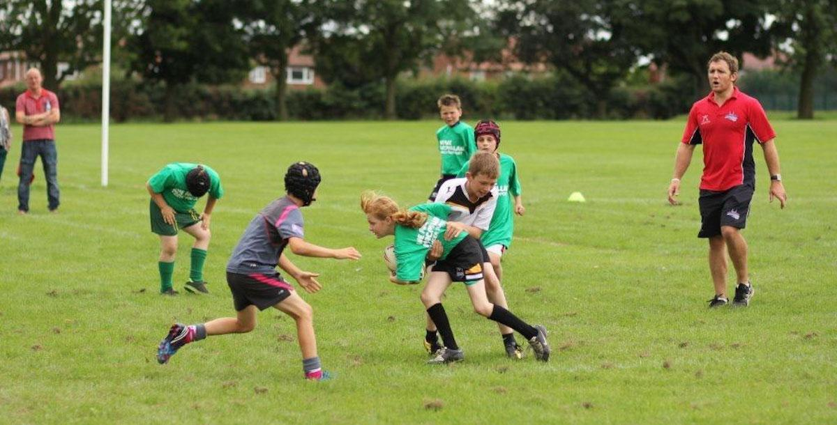 Youth Rugby Lessons