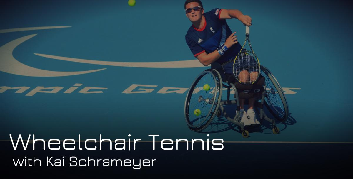 Wheelchair Tennis Coaching Clinic