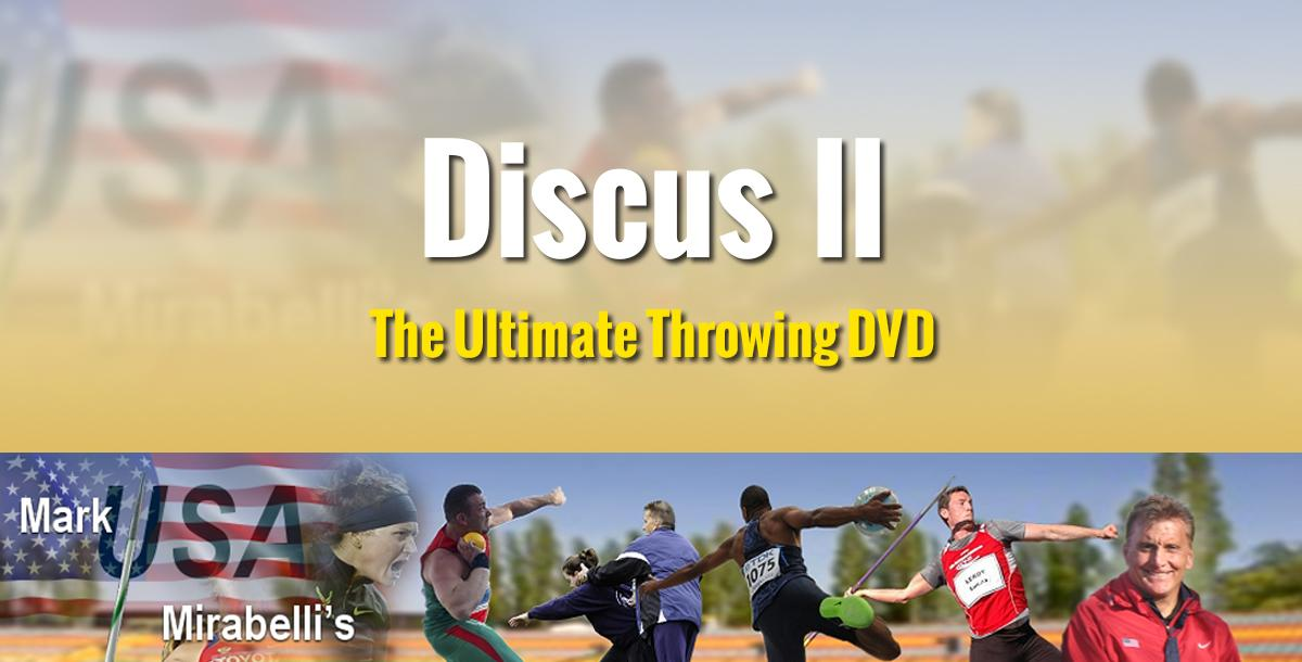 Discus II: The Ultimate Throwing Course