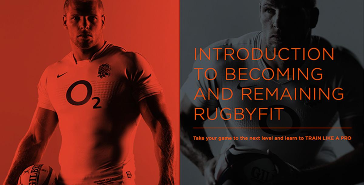 Get RugbyFit with James Haskell-Video Plus eBook Deluxe Edition