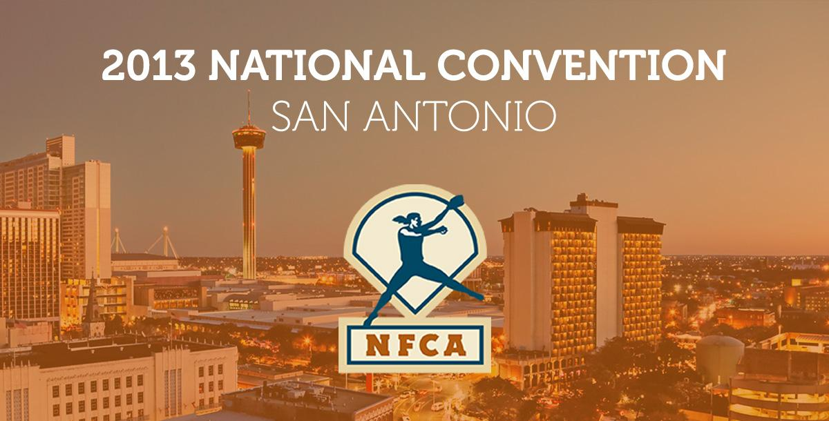 2013 National Fastpitch Coaches Full Convention Package