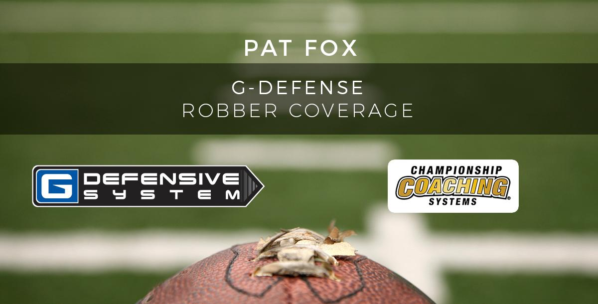 G Defense Robber Coverage