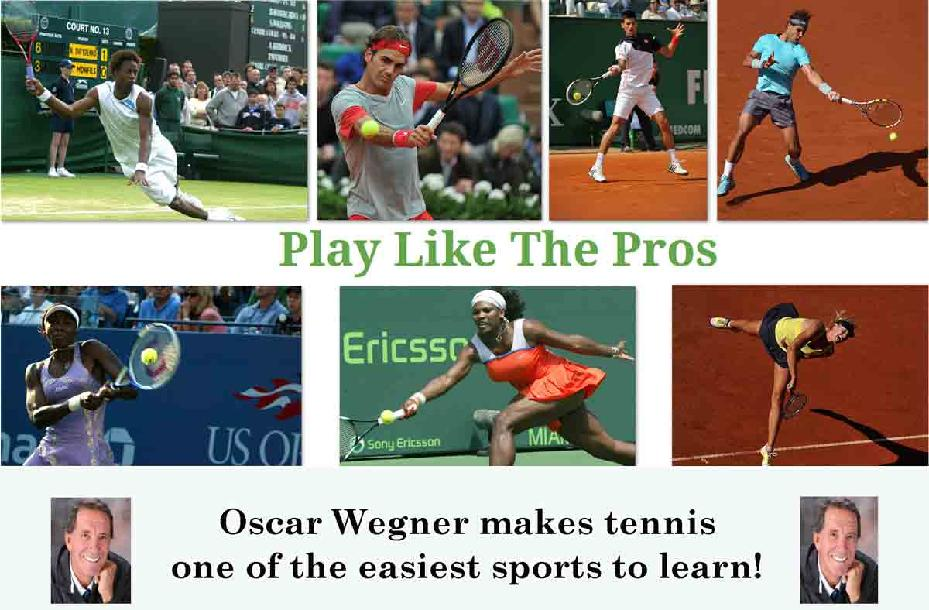 Free New Book - Revolutionary Modern Tennis Methodology !!!