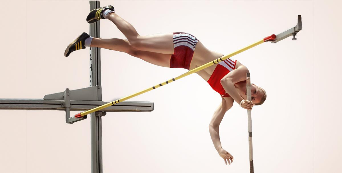 How to Teach Beginning Pole Vault