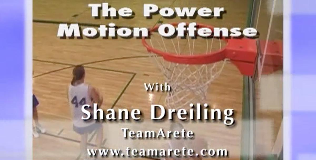 The Power Motion Offense