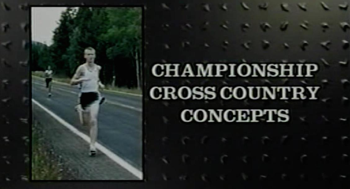 Cross Country Championship Concepts