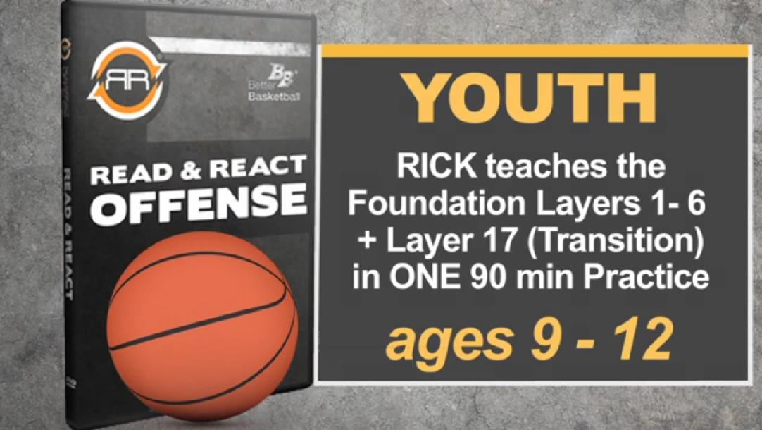 1 Youth Practice: 90-Minutes to a Working Offense