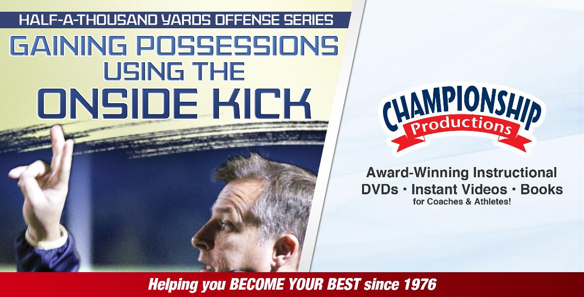 Gaining Possessions Using the Onside Kick