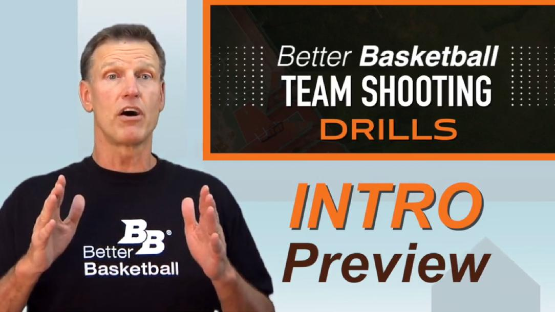 Team Shooting Drills By Better Basketball
