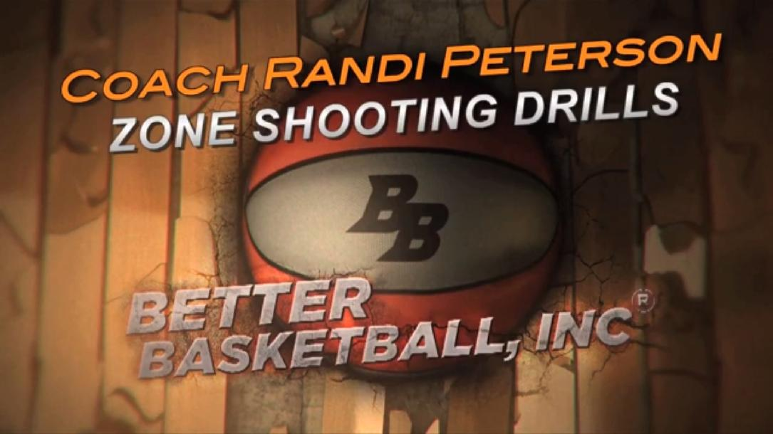 Randi Peterson: Zone Shooting Drills