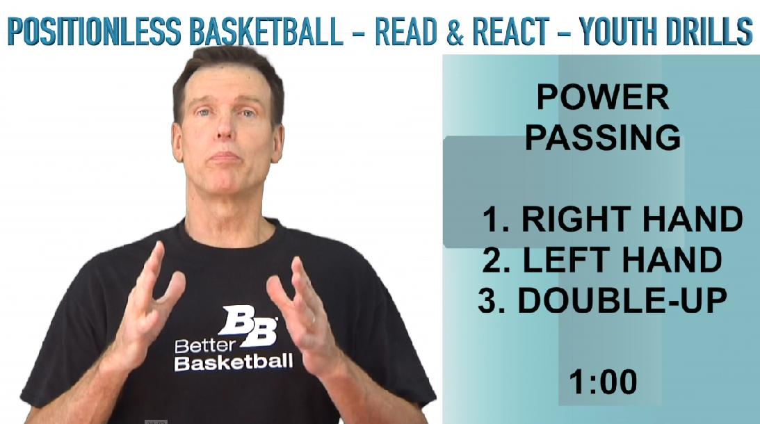 Read & React Youth Practices & Drills: Practice 7