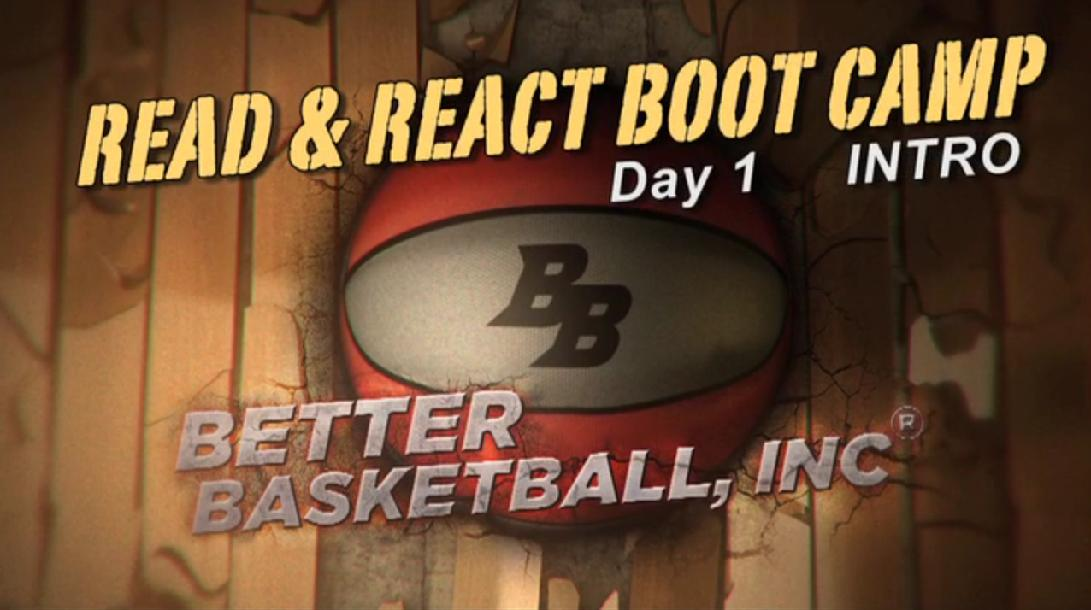 Read & React Boot Camp: Day 1