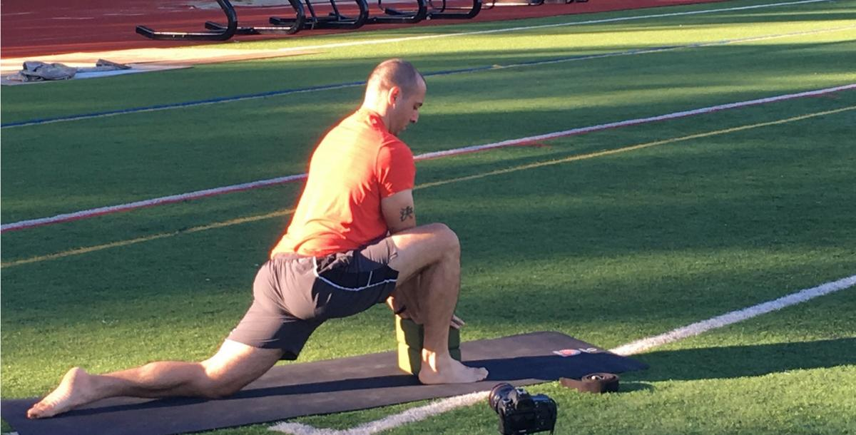 Hip Mobility For Athletes By Jason Papalio Coachtube