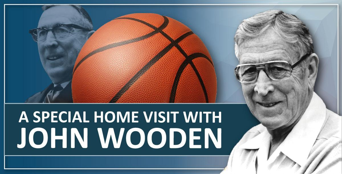 Interview with John Wooden by John Wooden