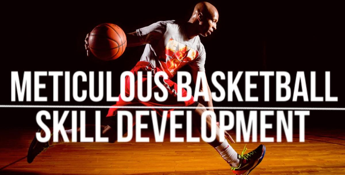 Meticulous Basketball Training