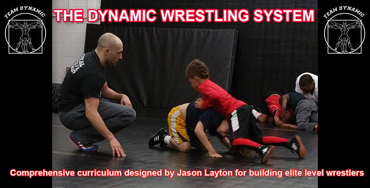 The Dynamic Wrestling System - Level 6 of 16