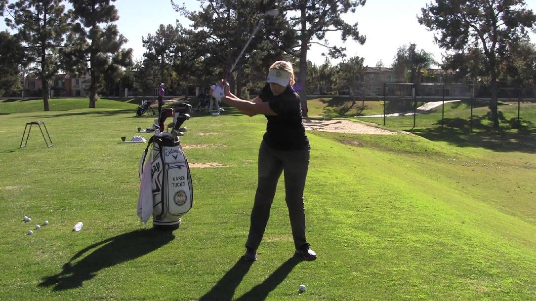 Women S Golf Fundamentals By Karen Tucker Coachtube